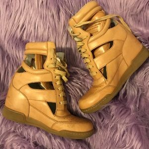 Marc by Marc Jacobs Laced Up Wedge Runner/Boot